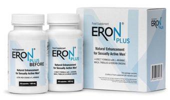 Reseñas de Eron Plus: las cápsulas para la disfunción eréctil de las que todos hablan
