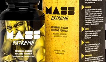 Mass Extreme: Reseñas de este suplemento de fortalecimiento muscular