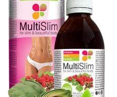 Multislim: reseñas sobre estas gotas de fitness