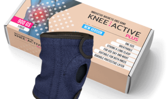 Knee Active Plus: Reseñas sobre esta banda magnética para la rodilla