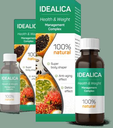 Complemento alimenticio en forma de gotas con ingredientes 100% naturales