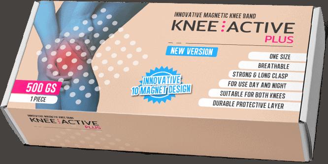 Knee Active Plus proporciona apoyo y estabilidad