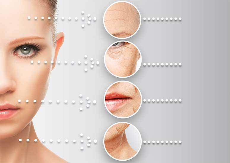 Consecuencias del envejecimiento y sus efectos sobre la piel
