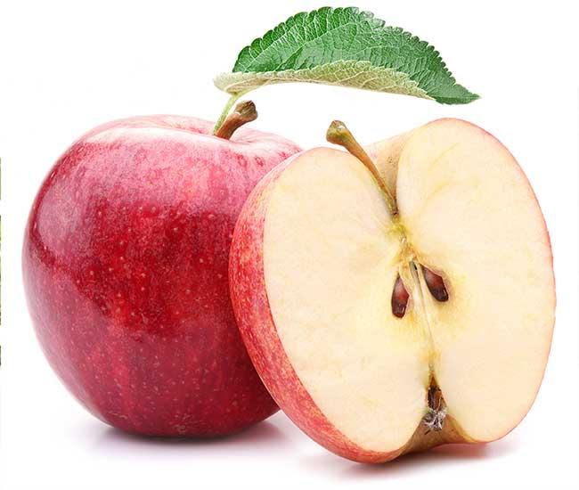 Pectina de fibra dietética que se encuentra en varios tipos de frutas y verduras
