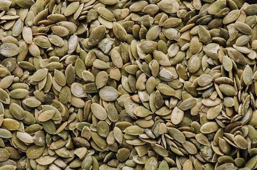 Las semillas de calabaza pueden promover la función eréctil