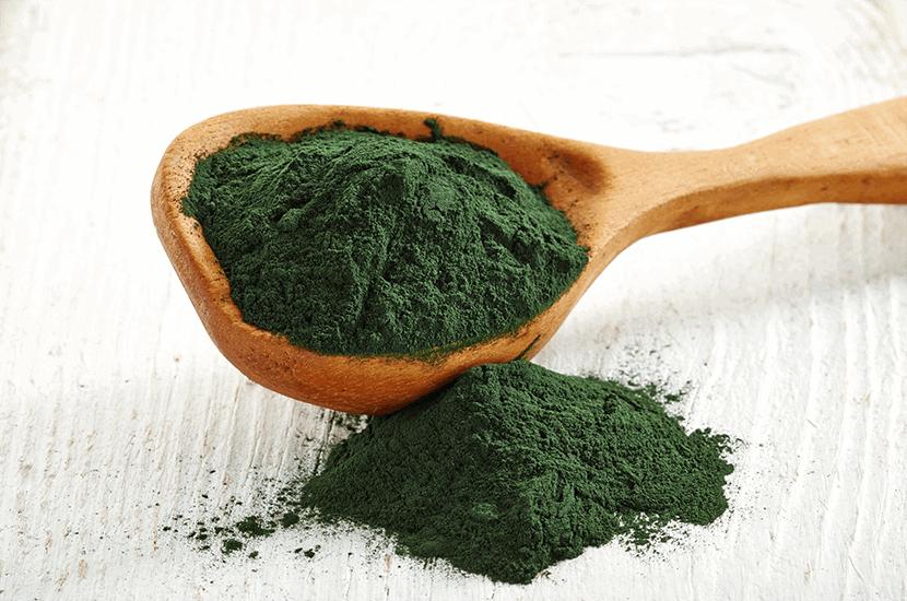 Choco Lite - Alga espirulina: ingrediente natural # 3