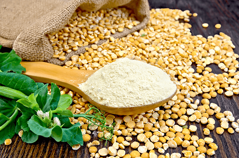 Choco Lite - Proteína de guisante: ingrediente natural n. ° 6