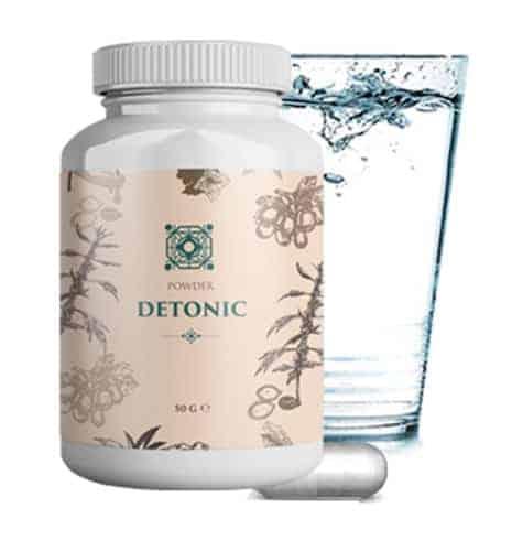 Detonic es un complemento natural para el control del peso corporal