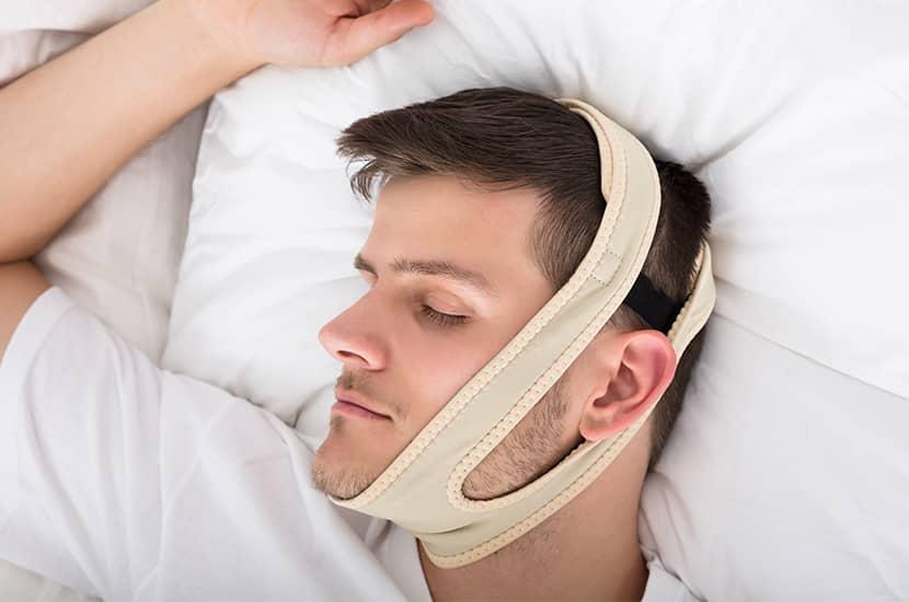 Ponte una diadema de Snoril en la cabeza antes de acostarte