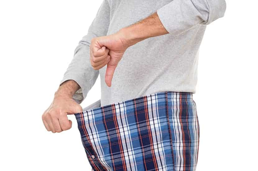 La disfunción eréctil es la incapacidad de lograr y / o mantener una erección.