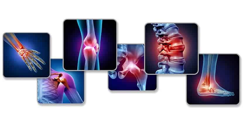 consulte a su médico en caso de dolor articular recurrente