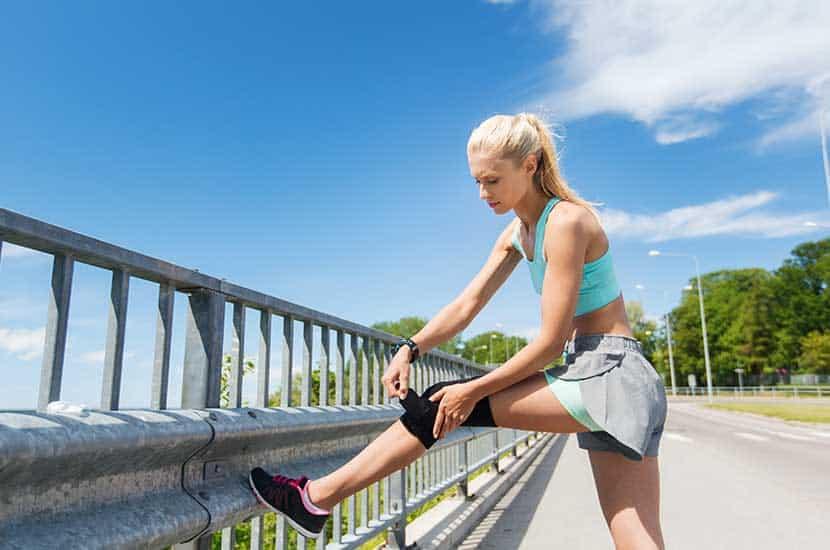 Knee Active Plus utiliza imanes de probada eficacia
