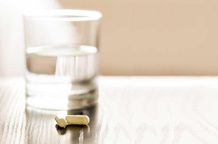 Se recomienda tomar una cápsula de Recardio dos veces al día.
