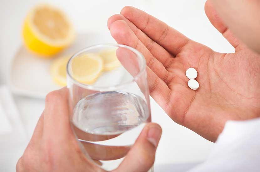Tome una o dos píldoras de Eroxel al día para una mejor erección