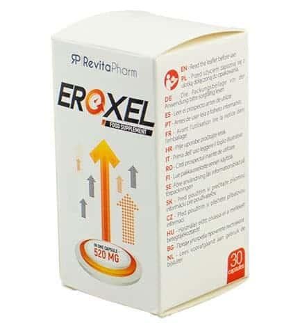 Eroxel è un integratore che può aiutare a migliorare la disfunzione erettile