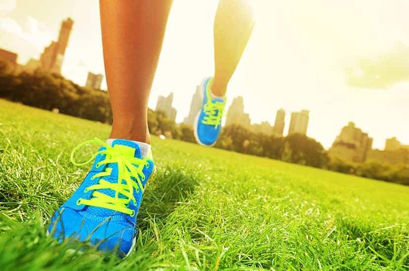 El ejercicio puede estimular la circulación sanguínea.