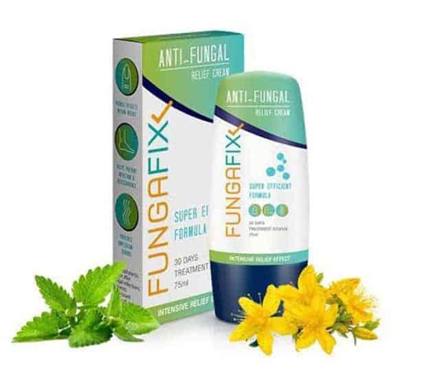 Fungafix es una crema antifúngica que puede ayudar a eliminar el pie de atleta.