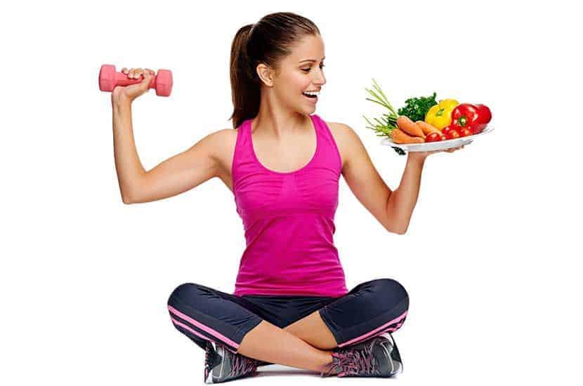 La mejor forma de potenciar los efectos de Prolesan Pure es llevar una vida sana.
