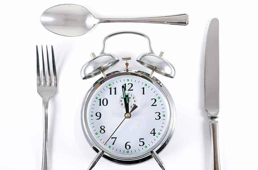 Tome Prolesan Pure media hora antes del desayuno y media hora antes del almuerzo.