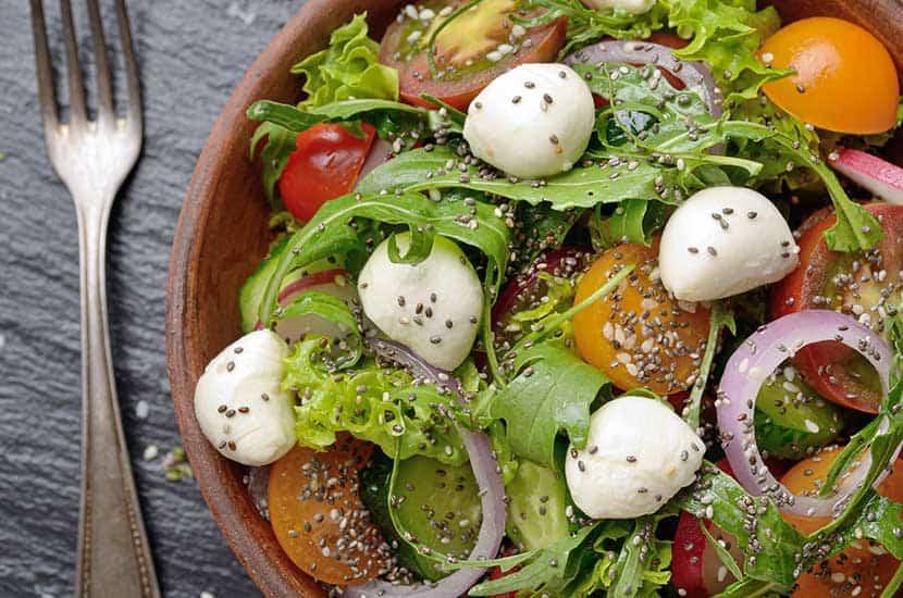 Llevar una dieta saludable es la mejor manera de aumentar los efectos de Sliminazer