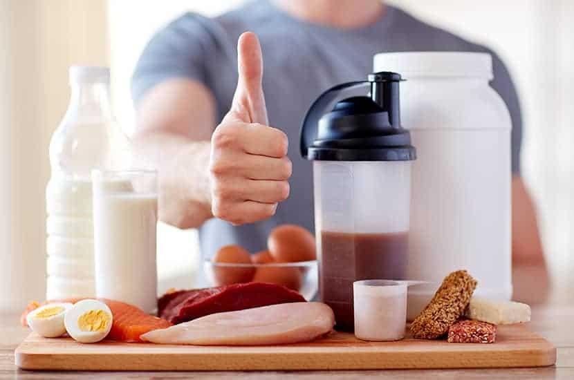 Un buen aumento del potencial de potencia muscular.