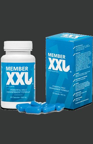 Member XXL es un complemento alimenticio que puede ayudarlo a sentirse más seguro a la hora de tener relaciones sexuales