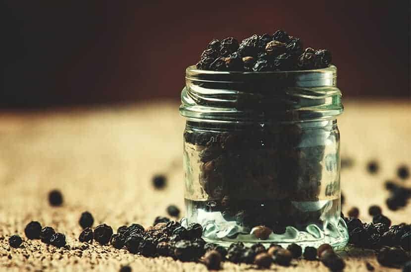 La piperina de pimienta negra puede ayudar a mejorar la calidad de vida sexual