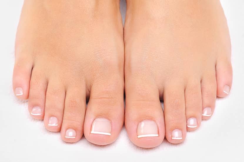 Los hongos pueden mejorar la apariencia de tus pies