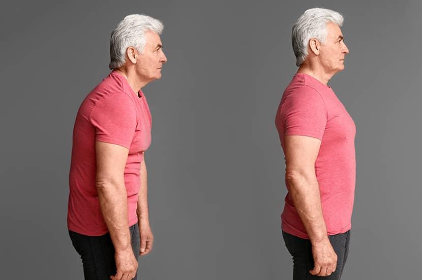 Taneral Pro mejora la postura