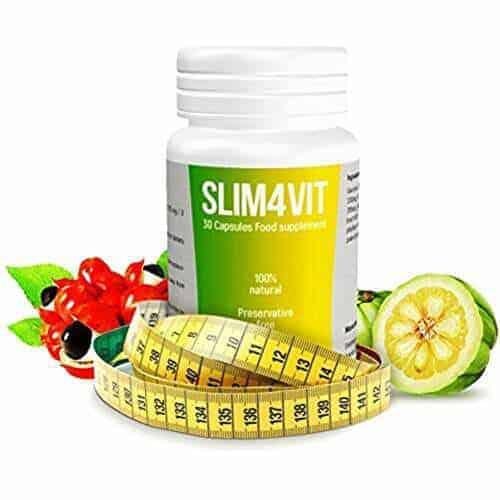 Slim4vit es un complemento natural elaborado a partir de ingredientes 100% naturales.