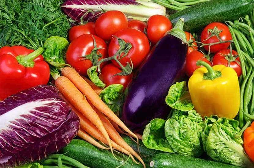 El boro es un mineral que se encuentra en varias frutas y verduras.
